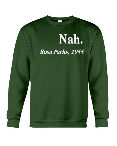 nah rosa parks shirt