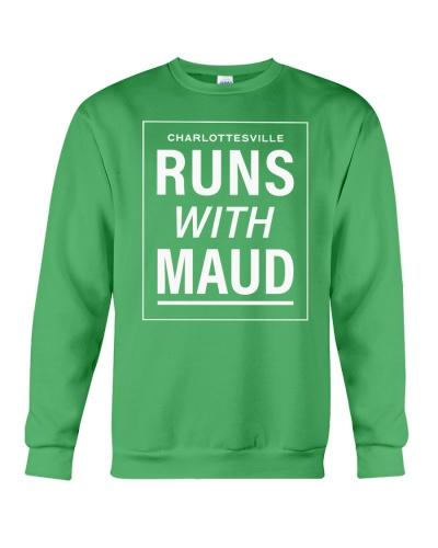 Charlottesville Runs With Maud Shirt