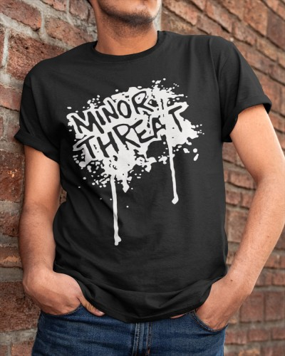 Minor Threat Merch Shirt