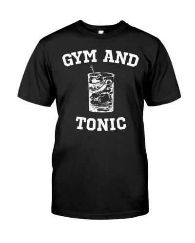 gym and tonic shirt