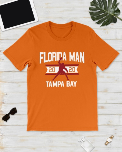 Gronk Florida Man Tampa Bay tShirt