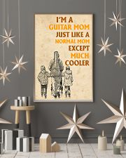 I'm A Guitar Mom Just Like A Normal Mom 11x17 Poster lifestyle-holiday-poster-1