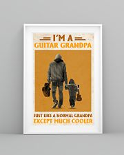 I'm A Guitar Grandpa Just Like A Normal Grandpa 11x17 Poster lifestyle-poster-5