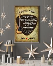 I Pick You To Do Life 11x17 Poster lifestyle-holiday-poster-1
