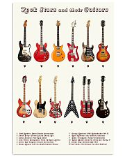 Guitars 11x17 Poster front