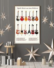 Guitars 11x17 Poster lifestyle-holiday-poster-1