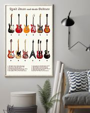 Guitars 11x17 Poster lifestyle-poster-1