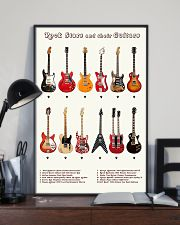 Guitars 11x17 Poster lifestyle-poster-2