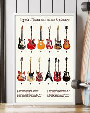 Guitars 11x17 Poster lifestyle-poster-4