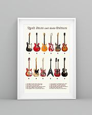 Guitars 11x17 Poster lifestyle-poster-5