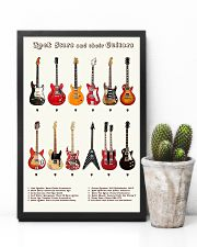 Guitars 11x17 Poster lifestyle-poster-8