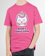 Baby Unicorn Youth T-Shirt garment-youth-tshirt-front-lifestyle-01