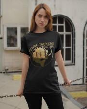 FISHING PARTNERS FOR LIFE Classic T-Shirt apparel-classic-tshirt-lifestyle-19