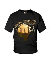 FISHING PARTNERS FOR LIFE Youth T-Shirt thumbnail