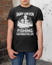 DADDY AND SON Classic T-Shirt apparel-classic-tshirt-lifestyle-31