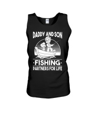 DADDY AND SON Unisex Tank thumbnail