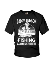 DADDY AND SON Youth T-Shirt thumbnail