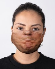 Trump's Mouth Mask - Trump Collection Cloth face mask aos-face-mask-lifestyle-01