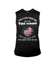 You-can-take-me-out-of-the-navy Sleeveless Tee thumbnail
