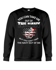 You-can-take-me-out-of-the-navy Crewneck Sweatshirt thumbnail