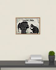 You are not just a Raccoon poster 24x16 Poster poster-landscape-24x16-lifestyle-09