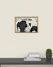 You are not just a shetland sheepdog poster 24x16 Poster poster-landscape-24x16-lifestyle-09
