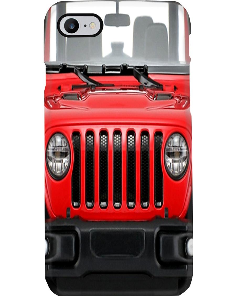 Red truck phone case Phone Case
