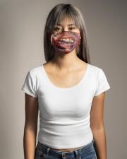 King Crimson face mask Cloth Face Mask - 3 Pack aos-face-mask-lifestyle-15