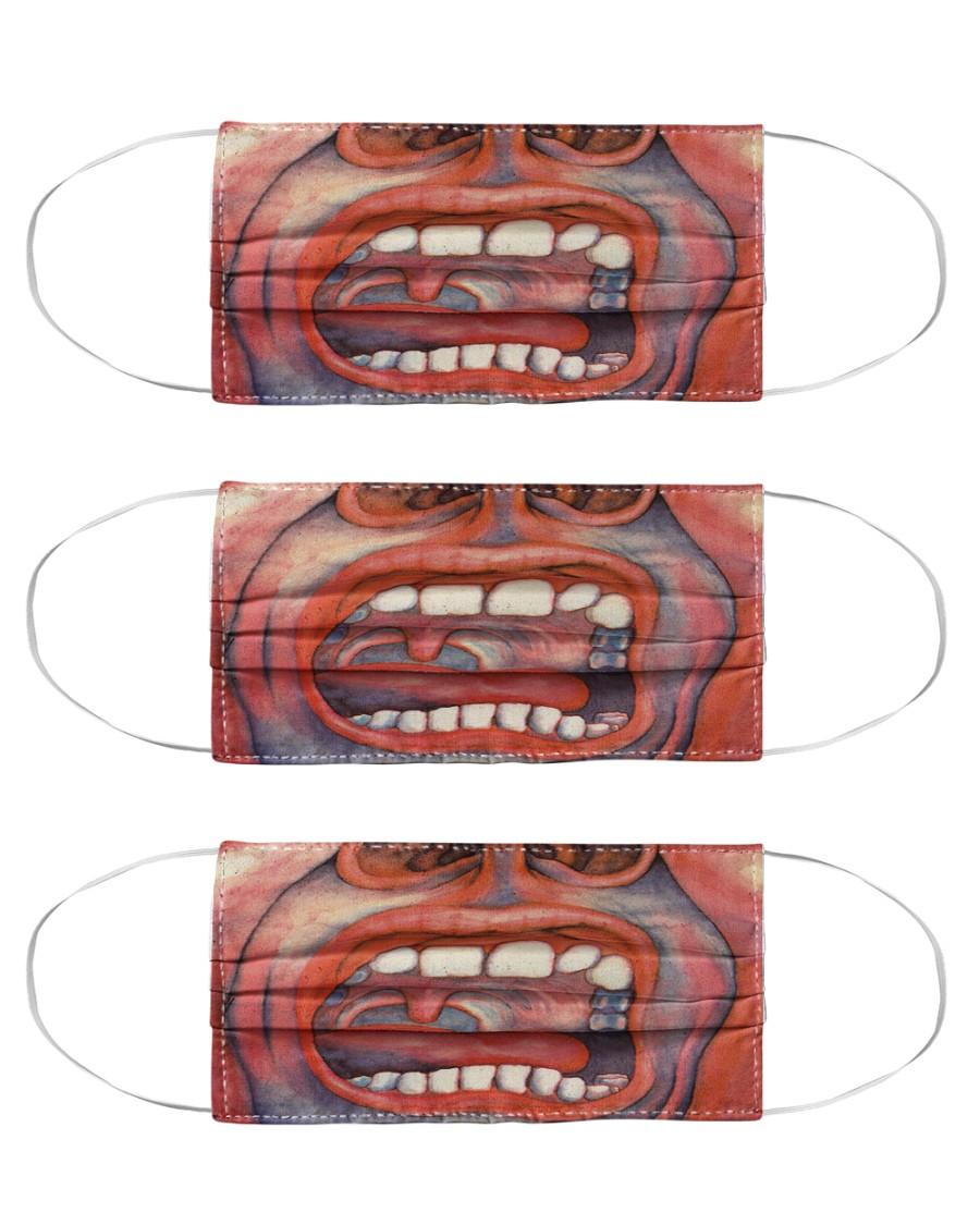 King Crimson face mask Cloth Face Mask - 3 Pack