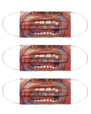 King Crimson face mask Cloth Face Mask - 3 Pack front