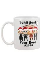 Schitt's creek Schittiest year ever 2020 mug Mug back