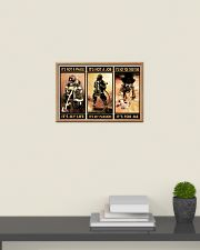 Firefighter it's not a phase it's my life poster 24x16 Poster poster-landscape-24x16-lifestyle-09