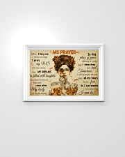 MSPayer before I lay me down to sleep poster 24x16 Poster poster-landscape-24x16-lifestyle-02