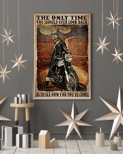 Motorcycle The only time you should ever poster 11x17 Poster lifestyle-holiday-poster-1