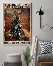 Motorcycle The only time you should ever poster 11x17 Poster lifestyle-poster-1
