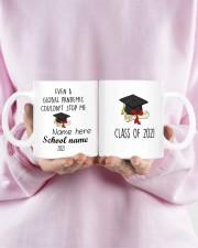 Class of 2021 a global pandemic couldn't stop mug Mug ceramic-mug-lifestyle-28