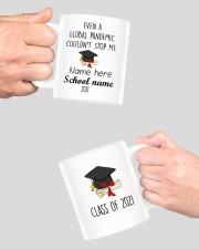 Class of 2021 a global pandemic couldn't stop mug Mug ceramic-mug-lifestyle-42