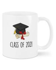 Class of 2021 a global pandemic couldn't stop mug Mug front