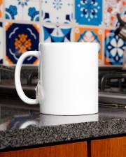 Joe Biden not my president mug Mug ceramic-mug-lifestyle-52