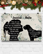 You are not just a cane corso my sanity poser 24x16 Poster aos-poster-landscape-24x16-lifestyle-29