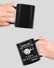 Querido papa de todas las pelotas del mundo mug Mug ceramic-mug-lifestyle-42