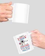 Happy mothers day mom thank you for everything mug Mug ceramic-mug-lifestyle-42