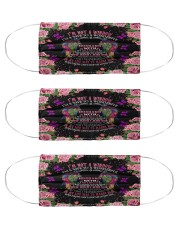I'm not a window I'm a wife to a wonderful Cloth Face Mask - 3 Pack front