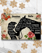 You are not just a horse you are my sanity poster 17x11 Poster aos-poster-landscape-17x11-lifestyle-30