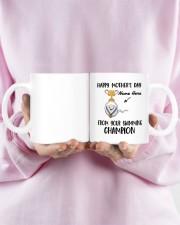Happy Mother's DAY From Your Swimming Champion mug Mug ceramic-mug-lifestyle-28