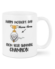 Happy Mother's DAY From Your Swimming Champion mug Mug front
