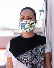 Stitch walk away I have anger issues face mask Cloth Face Mask - 3 Pack aos-face-mask-lifestyle-04