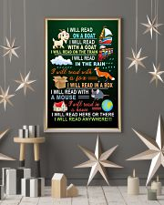I will read on the boat with the goat poster 11x17 Poster lifestyle-holiday-poster-1
