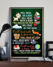 I will read on the boat with the goat poster 11x17 Poster lifestyle-poster-2
