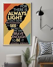 BEST Amanda Gorman the hill we climb poster 11x17 Poster lifestyle-poster-1